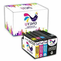 4PK Premium 932 933 XL Ink Cartridge Combo for HP Office Jet