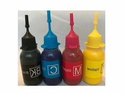 4x30ml refill Pigment ink for Canon cartridge PG-245 and CL-