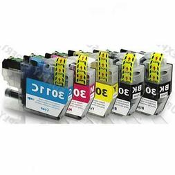 5 LC3011 LC-3011 Ink Cartridge for Brother MFC-J491DW MFC-J4