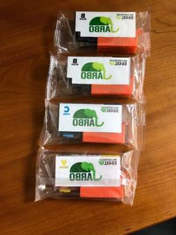 Jarbo 564XL Ink Cartridges 2 BLACK, 1 Cyan, 1 Yellow. 4 Tota