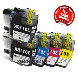 5pk For Brother LC3011 Ink Cartridge MFC-J491dw MFC-J690dw M