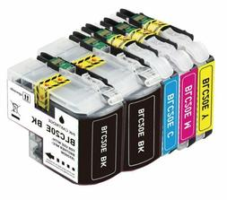 5Pk LC20E LC-20E XXL Ink Cartridge For Brother MFC-J775DW MF