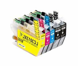 5Pk LC3013XL LC-3013 HY Ink for Brother MFC-690DW MFC-491DW