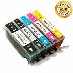 5PK PGI-280 XXL CLI-281 XXL Ink Cartridge for Canon PIXMA TR