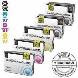 5pk Reman Cartridge for HP Ink 950 XL 951XL CN045AN CN046AN