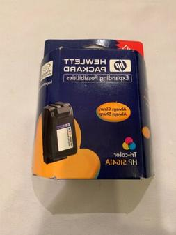 HP 60 Black and Color Ink Tricolor 51641A Exp 2000  W11