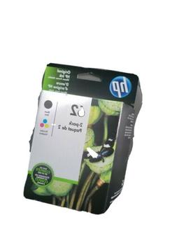 HP   Black High Yield and Tri-Color standard Combo Pack Cart