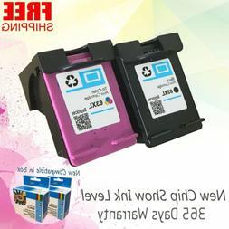 63XL Ink Cartridge Set for HP OfficeJet 3830 4650 5200 5220
