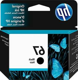 HP 67 Original Ink Cartridge, Black