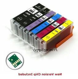 6x PGI280XXL CLI281XXL BK/C/M/Y/PB PIXMA TS6120 6320 8320 81