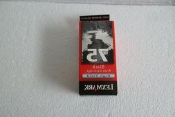 Lexmark 75 Black Ink Cartridge Z11 X52 5700 PM100 X73 X125 Z
