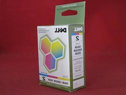 Dell 7Y745 HIGH RES COLOR INK CARTRIDGE SERIES2 FOR A940/A96