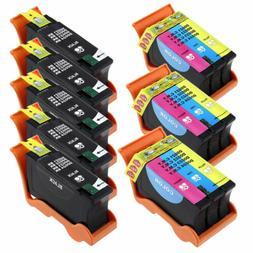 8 Pack New Ink Cartridge For Dell Series 21/22/23 V313 V313w
