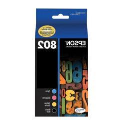 Genuine Epson 802 Initial Ink Set PRO WF-4720 wf-4730 wf-473
