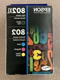 Epson 802 XL Black 802 DURABrite Ultra Black High Capacity a