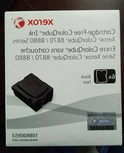 XEROX 8870/8880 BLACK 6 pack OEM Ink Cartridge