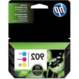 Hp - 902 3-pack Ink Cartridges - Multicolor
