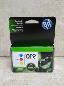 HP 910 | 3 Ink Cartridges | Cyan, Magenta, Yellow |exp:02/20