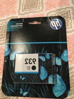 HP 932 Black Ink Cartridge New in Box