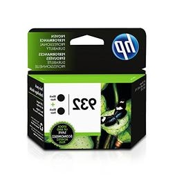 HP 932 Black Original Ink Cartridge 2 Pack