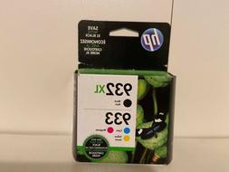 HP 932XL High Yield Black 933 Standard CMY Multi-Pack