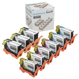 9pk Series 33 34  Extra HY Black & Color Printer Ink Cartrid