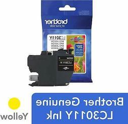 Brother Printer LC3011Y Single Pack Standard Cartridge Yield