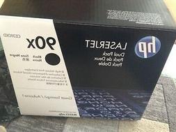 CE390XD New Printer Black Ink Cartridge For A HP Laserjet 13