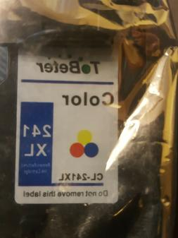 CL-241 XL for Canon Color High Yield Inkjet Cartridge PIXMA