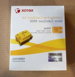 Xerox ColorQube  Cartridge-Free Solid Ink - Yellow