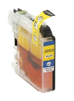 Laser Tek Services® Compatible Brother LC203Y Ink Cartridge