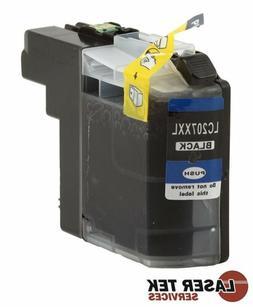 Laser Tek Services® Compatible Brother LC207BK Ink Cartridg