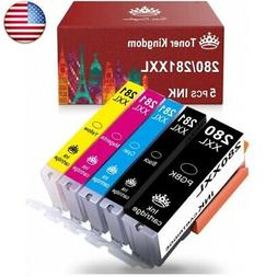 Toner Kingdom Compatible Ink Cartridge Replacement for Canon