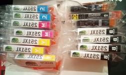 JARBO Compatible Ink Cartridge Replacements for Canon CLI-25