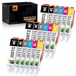 JARBO Compatible Ink cartridges  for Canon PGI-270XL CLI-271