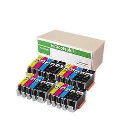 Inkjetcorner Compatible Ink Cartridges Replacement for PGI-2