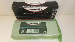 Innovera Compatible Liquid Ink Cartridge for HP 5000 5500 CY