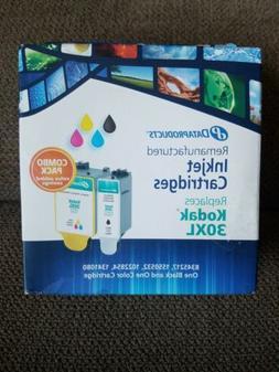 Data Products - KODAK 30XL Combo Pack inkjet Printer Cartrid