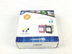 Data Products, Ink, Black and Tricolor Ink, Combo Pack, Repl