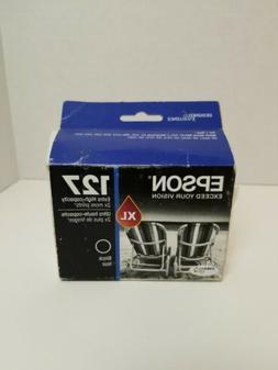 Epson Durabrite Ultra Ink Black Ink Cartridge High-capacity