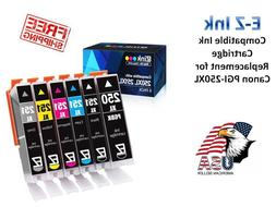E-Z Ink  Compatible Cartridge Replacement for Canon PGI-250