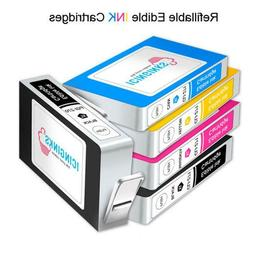 Icinginks Edible Ink Cartridges 5 Pack CLI-281XL / PGI-280XL