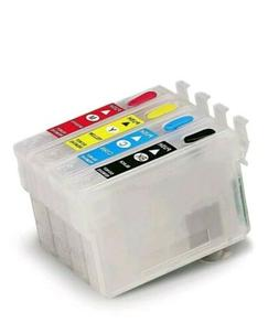Empty Refill Ink Cartridges For Epson 200XL For Workforce WF
