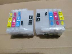 Empty Refill Ink Cartridges For Epson 252XL WF-7210 WF-7710