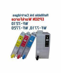 Empty Ink Cartridges For WORFORCE #252XL WF-7210 WF-7710 WF-