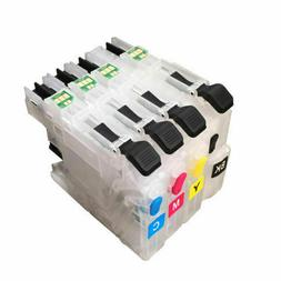 Empty Refillable Ink Cartridges For HP Canon Brother CISS or