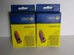 G&G Ink Cartridges 2 Count New