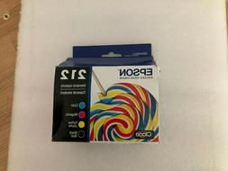 GENUINE Epson 212  COLOR   EXP 11 /  2022