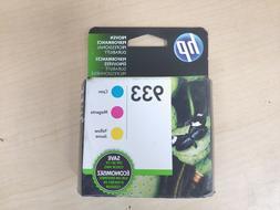 Genuine HP 564 Combo Pack Ink Cartridges CMY CD994FN Black B
