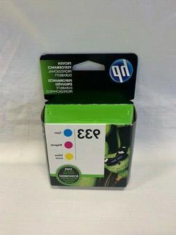 GENUINE HP 933 COMBO-PACK Ink Cartridges N9H56FN BRAND NEW E